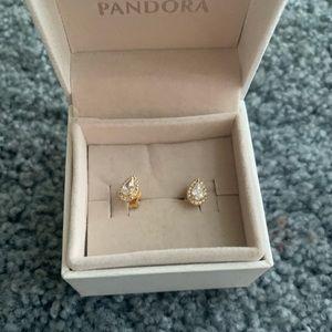 Pandora SHINE earrings